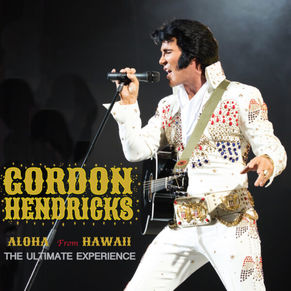 Gordon Hendricks Aloha DVD
